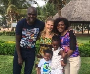 Wiedersehen in Dar es Salaam, Tansania, 2017