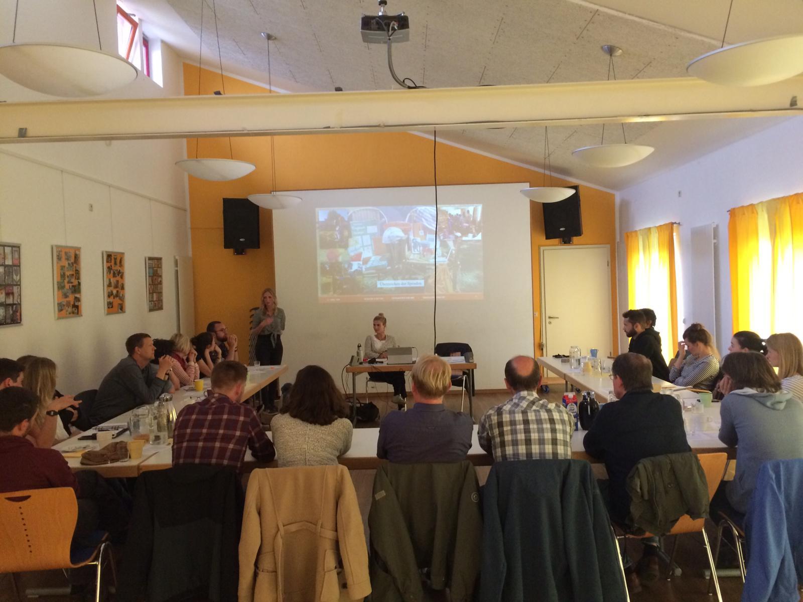 Mitgliederversammlung_Linnéa berichtet aus Uhola