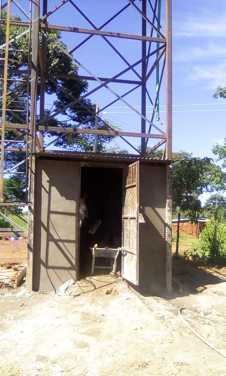 Kiosk Water Project