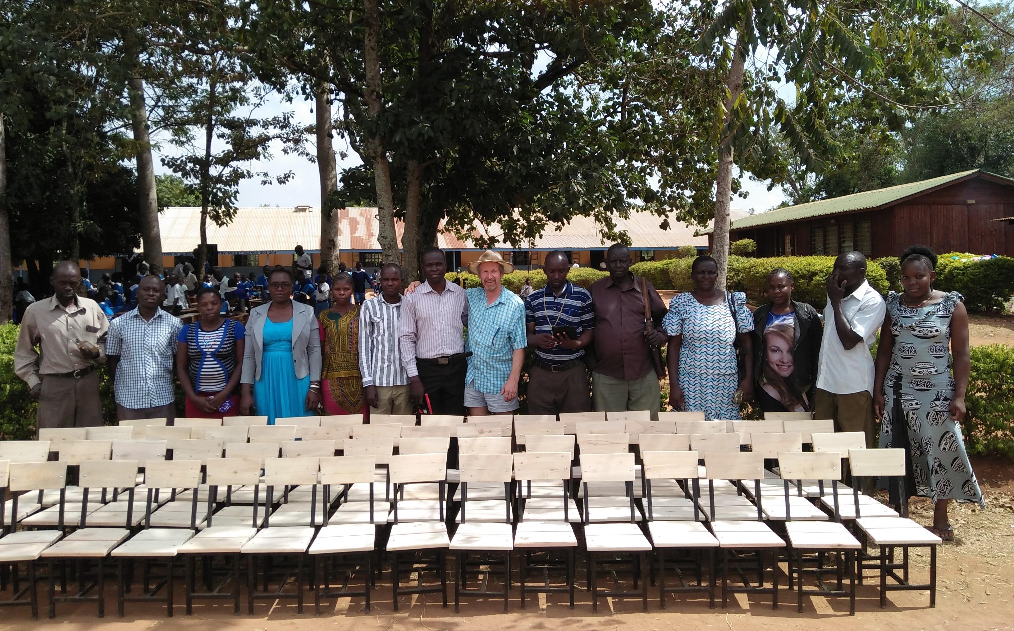 Abschied von Peter in Uhola (2)