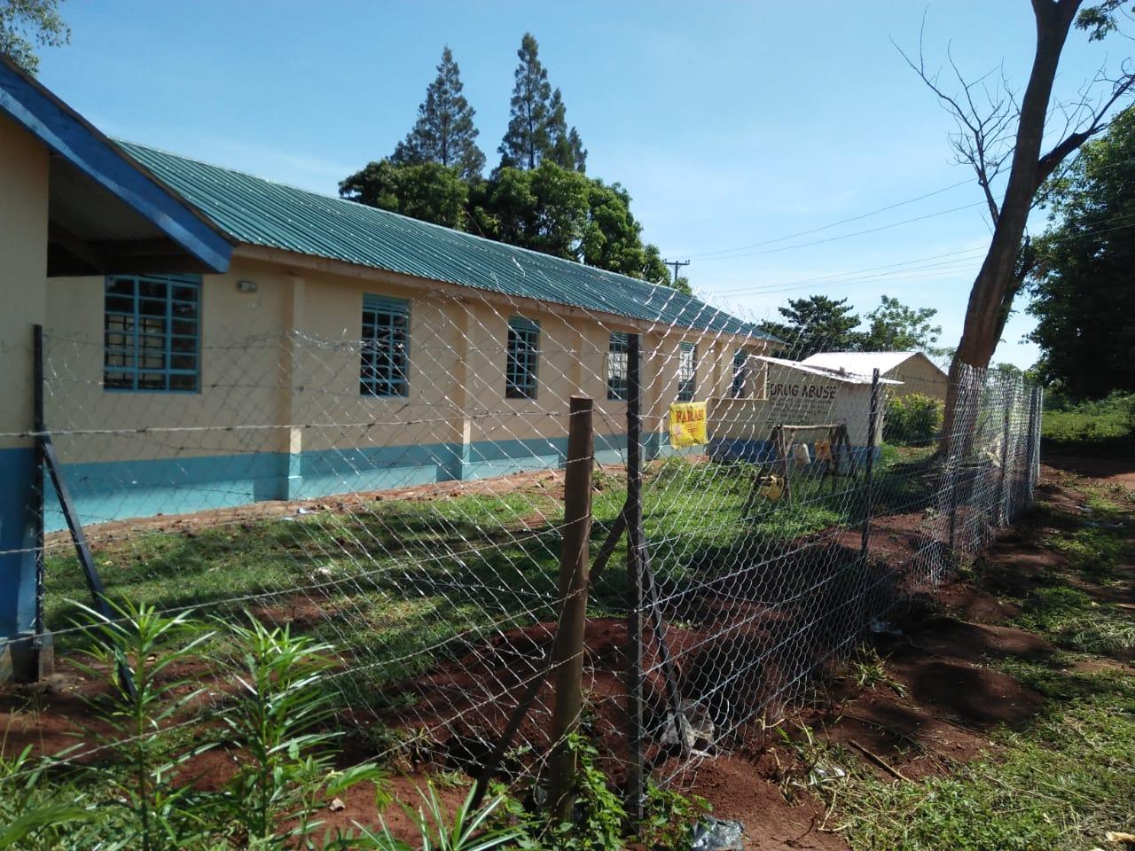 Neue Klassenräume für die UPS (3)