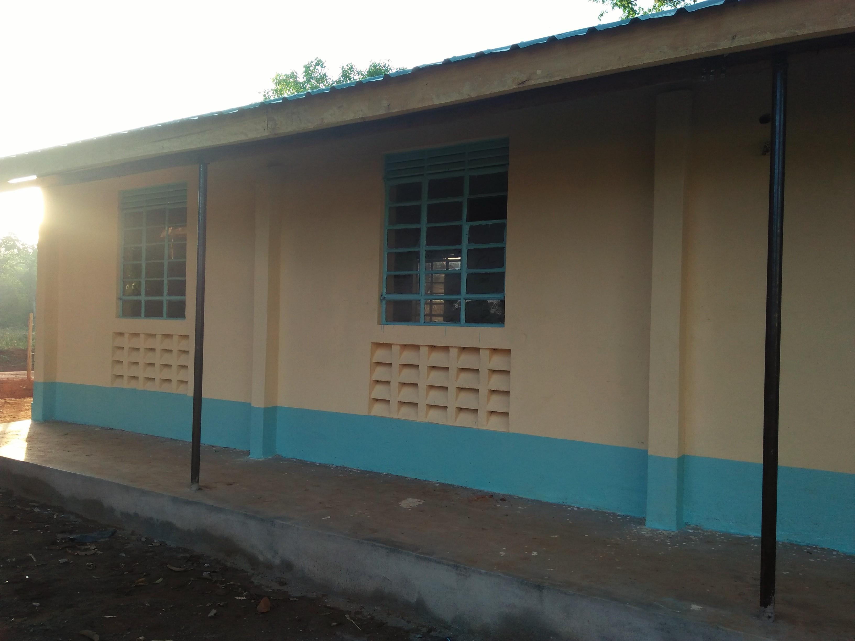 Neue Klassenräume für die UPS (37)