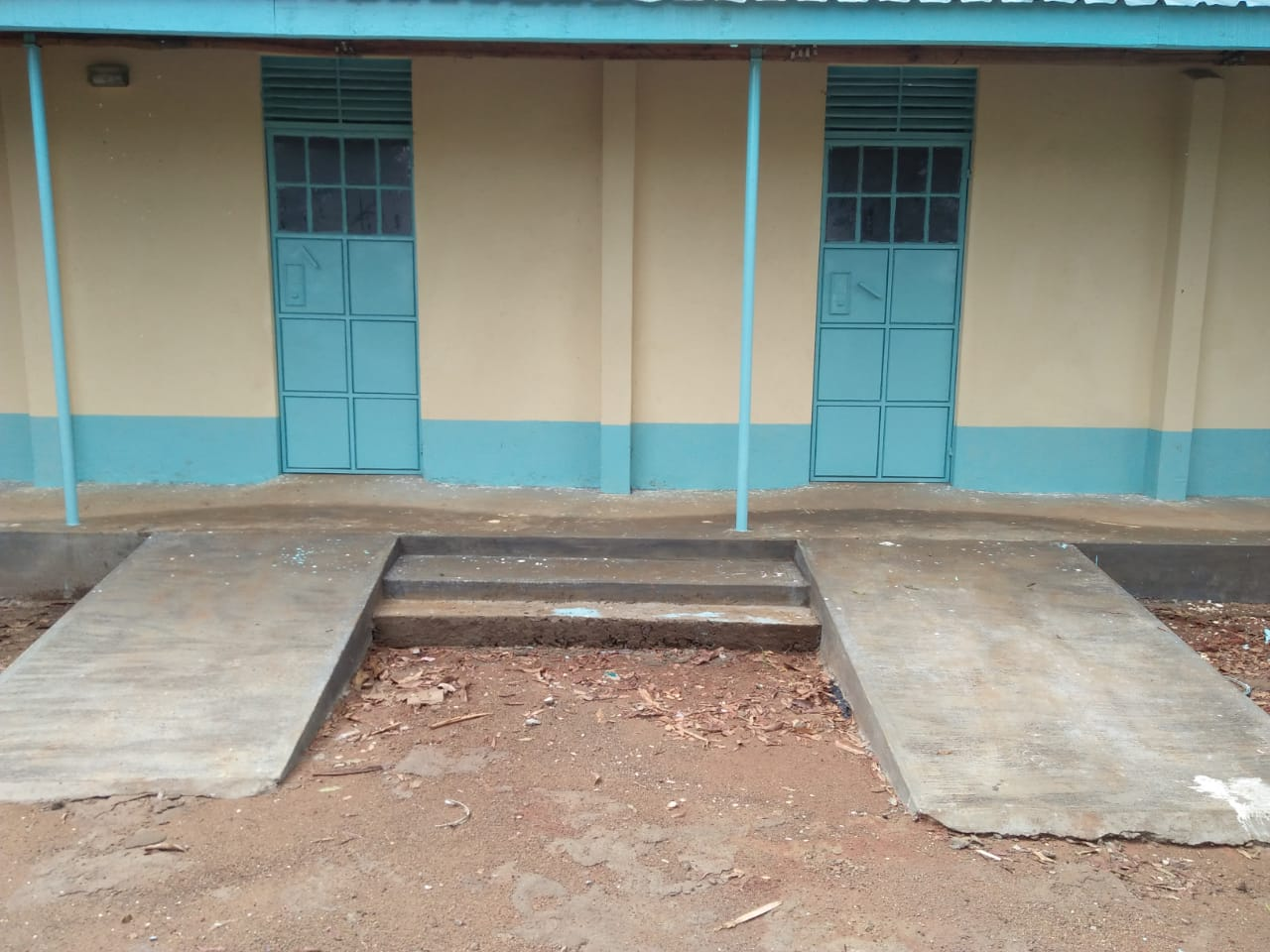 Neue Klassenräume für die UPS (4)