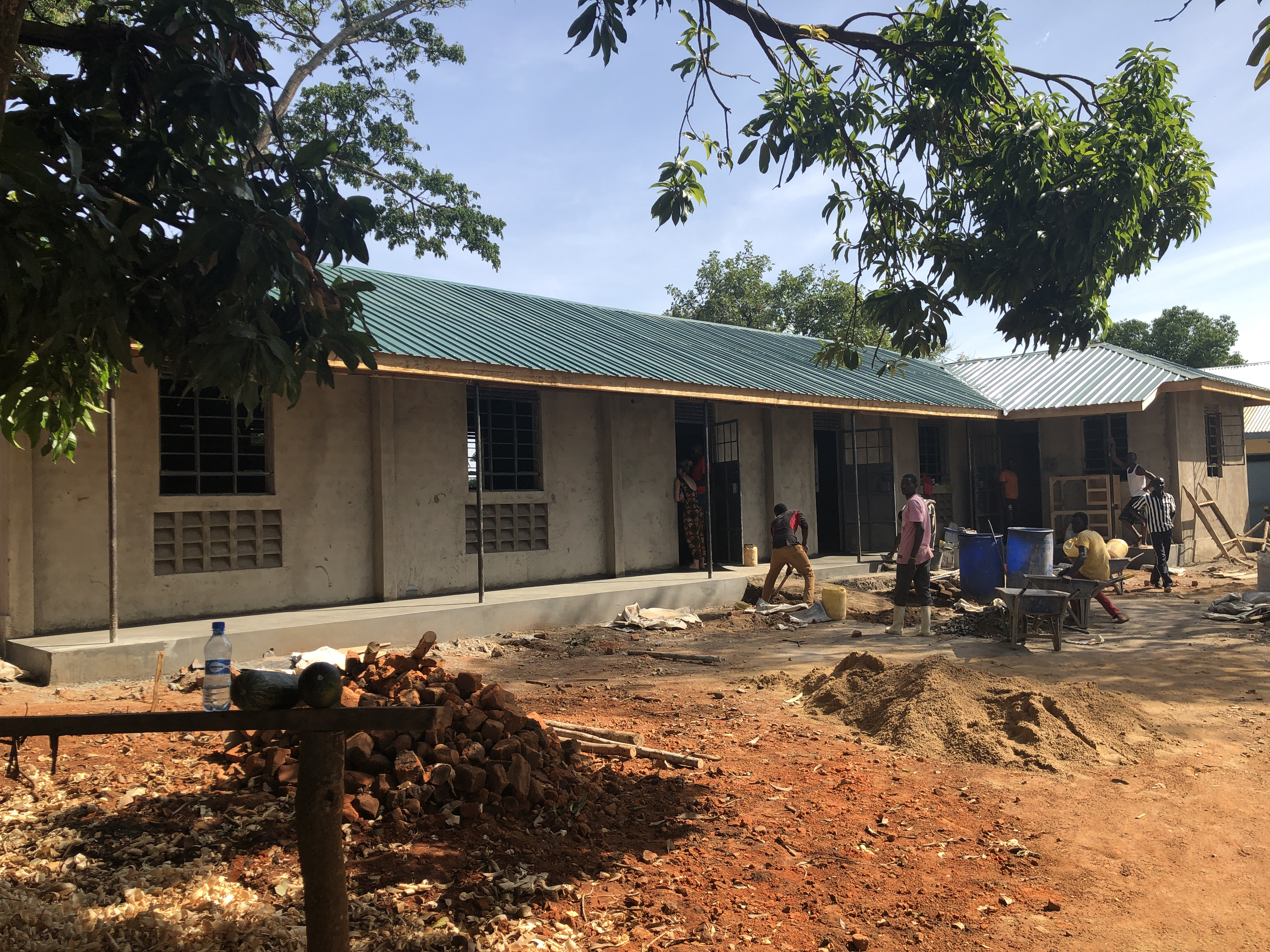 Neue Klassenräume für die UPS (41)