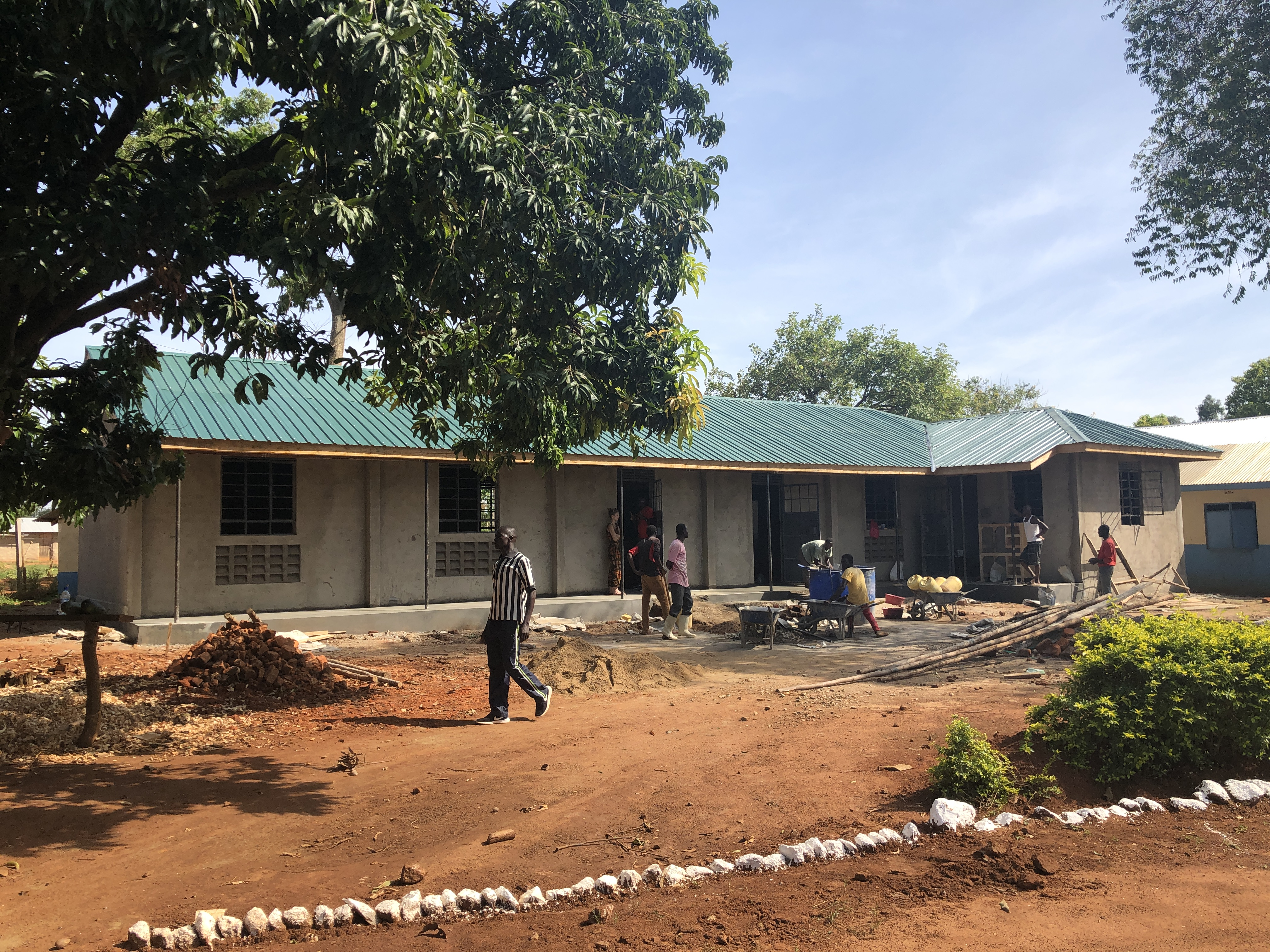 Neue Klassenräume für die UPS (42)